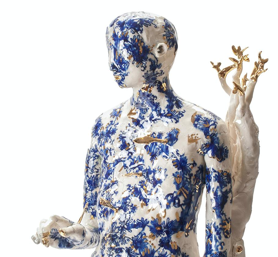 11 Over My Dead Body 2014 Porcelain